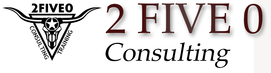 2FIVE0, LLC. Consulting